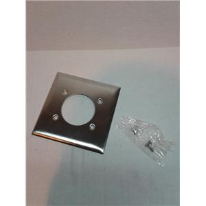 Hubbel S703 Stainless Steel Wall Plate