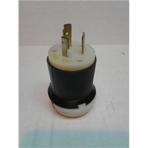 Hubbell HBL2311 20 Amp 125 Volt 3 Prong Male Receptacle