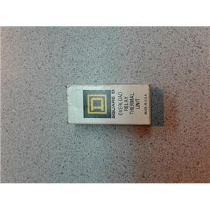 Squared A102 Overload Relay Thermal Unit A1.02