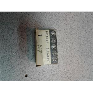 Allen-Bradley N7 Heater Element