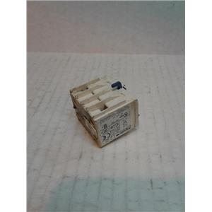 Schneiderelectric LA1 KN 11 Schneider La1-Kn-11 Auxillary Contact Block