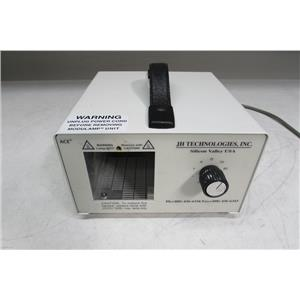 JH Technologies Model 20500/26 Fiber Optic Illuminator