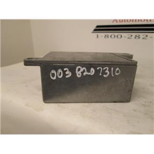 Mercedes SRS air bag control module 0038207310