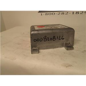 Mercedes SRS air bag control module 0008208126