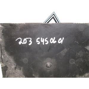 Mercedes SAM signal aquistion control module fuse box 2035450601