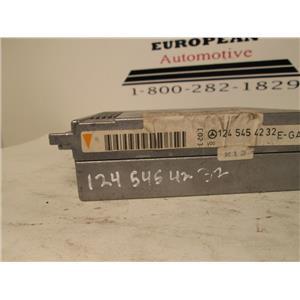 Mercedes E Gas ECU control module 1245454232