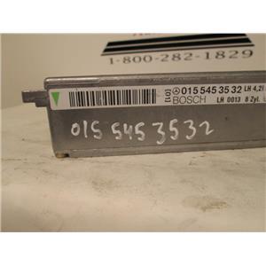Mercedes ECU engine control module 0155453532 0280002558