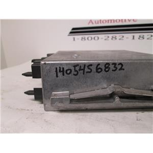 Mercedes ECU engine control module 1405456832