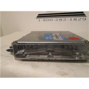 Mercedes ABS ASR control module 0135459332 0265101046