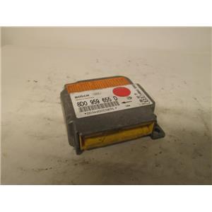 Audi SRS air bag control module 0285001211 8D0959655D
