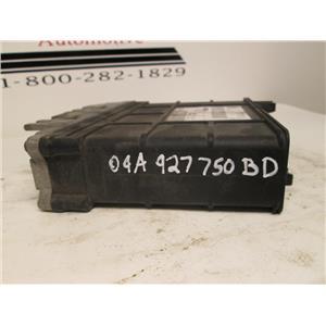 Audi TCM transmission control module 09A927750BD