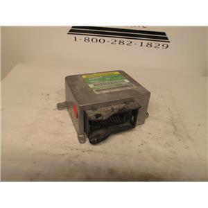 Volvo SRS air bag control module 0285001040