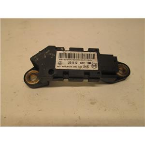 Mercedes crash impact sensor 0018209126