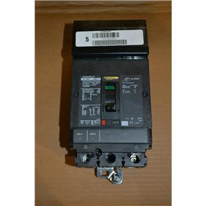 Square D PowerPact HJA260454, 2 Pole, 600V, 45A, I-Line Circuit Breaker, HJ060