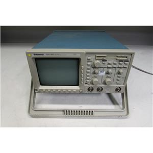 Tektronix TDS 360 2 Channel Real-Time Oscilloscope 200 MHz