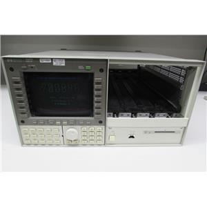 Agilent 70004A Spectrum Analyzer Display Mainframe