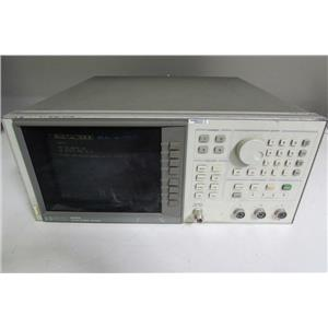 Agilent HP 8757D Scalar Network Analyzer, opt 002