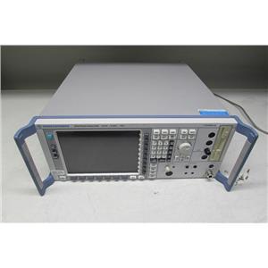 Rohde & Schwarz FSU8 Spectrum Analyzer, 20Hz - 8GHz w/ Opt K5, B16, B25