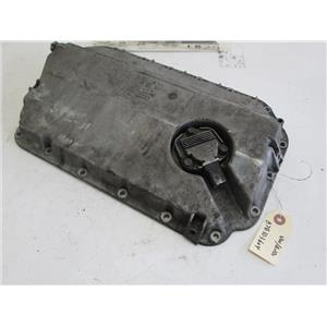 Volkwagen Audi oil pan 078103604