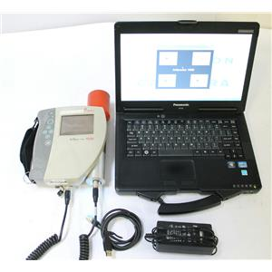 Canberra InSpector 1000 MCA Radiation / Isotope Analyzer w IPROS-2 Probe, Laptop