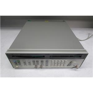Agilent 83752A Synthesized Sweeper Signal Generator, 0.01-20GHz