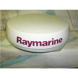 "Boaters Resale Shop of TX 1802 2152.01 RAYMARINE M92652 RADAR 4 KW 24"" DOME"