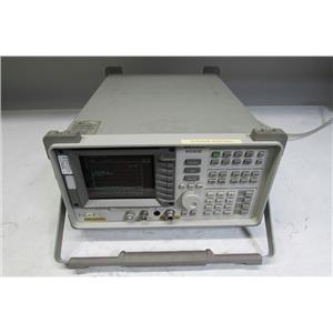Agilent HP 8595E Spectrum Analyzer 9kHz - 6.5GHz, opt 004, 021, 8ZE
