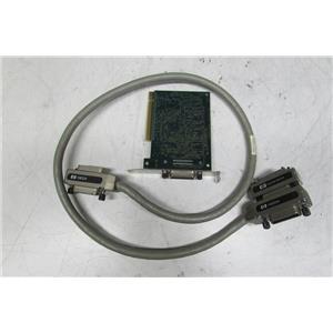 Agilent HP 10833A Cable GPIB IEEE-488 GPIB HPIB w/ E2078A/82350A INTERFACE CARD
