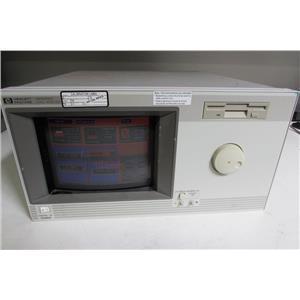 Agilent HP 16500C Logic Analyzer w/ 16517A, 16555A modules