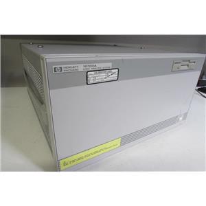 Agilent HP 16700A Logic Analyzer w/ one 16557D Module