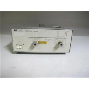 Agilent HP 8449B Preamplifier RF and Microwave, 26.5GHz
