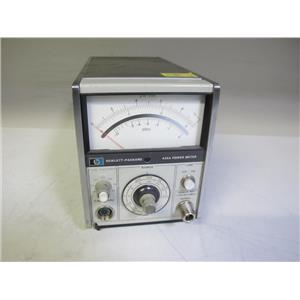 Agilent HP 435A Power Meter (ref: #2, db)