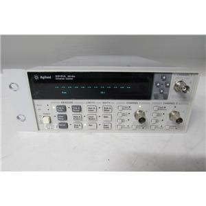 Agilent 53131A Universal Frequency Counter 10 digit/sec opt: 030 (3Ghz) (ref:db)