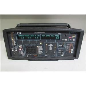 JDSU TTC FIREBIRD 6000A Communications Analyzer w/ 40540 DS1 mod (ref: db, #3)