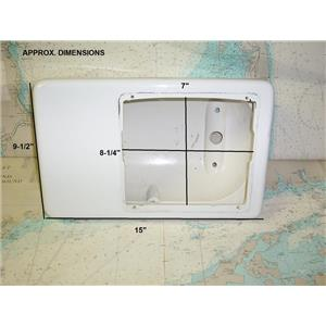 "Boaters Resale Shop of TX 1802 2152.04 NAVPOD PRE-CUT SAILPOD FOR 9.5"" GUARD"