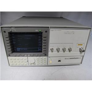 Agilent 70004A w/ 70340A 1-20GHz Microwave Synthesizer Signal Generator Module