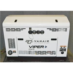 VANAIR Viper G60 Gas Rotary Screw Air Compressor 150 PSIG Max, 60 PSIG Free Air