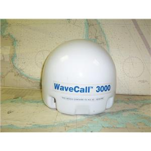 Boaters Resale Shop of TX 1802 2444.31 SEATEL WAVECALL 3000 DOME ONLY
