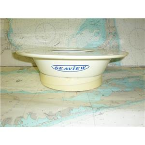 "Boaters Resale Shop of TX 1802 2444.35 SEAVIEW ROUND 3 PIECE 14"" MOUNTING BASE"