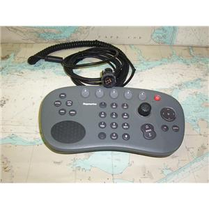 Boaters Resale Shop of TX 1802 2444.17 RAYMARINE E55061 REMOTE KEYBOARD ONLY