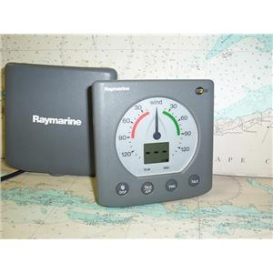 Boaters Resale Shop of TX 1802 2444.67 RAYMARINE ST290 WIND DISPLAY E22059-P