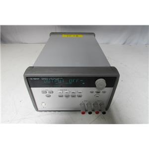 Agilent E3647A 60W Dual Output Power Supply Two 35V, .8A or 60V, 0.5A