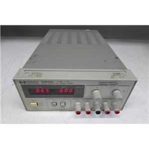 Agilent HP E3620A 50W Dual Output Power Supply, Two 25V, 1A, #2