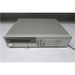 Agilent HP 6632B System DC Power Supply 0-20V / 0-5A