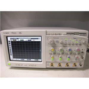 Agilent 54835A Infiniium Oscilloscope, 4 Channel, 1 GHz, 4 GSa/s