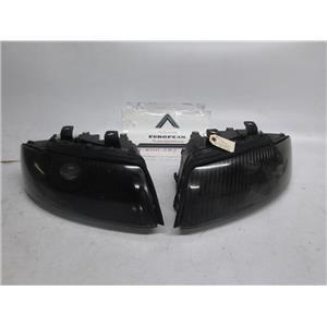 Audi A4 left right XENON headlight 8E0941029S 8E0941030S 02-05 tinted