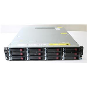 HP StorageWorks LeftHand P4500 G2 Storage Array w/ 12x 2TB SAS HDD