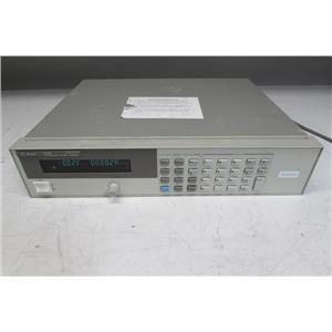 Agilent HP 6634B System DC Power Supply, 0-100V,  0-1A