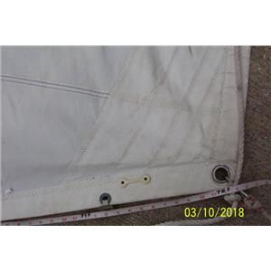 UK Mainsail w 47-2 Luff from Boaters' Resale Shop of TX 1802 0274.91