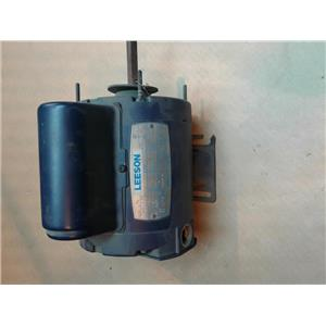 Leeson Electric Motor 101253.00 A4P17NB28E 1/3 HP 1750 Rpm 1-PH 115/208-230 Volt
